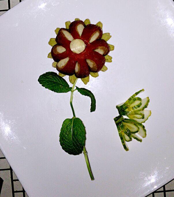 白花朵微信头像