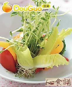 田园蔬菜的做法