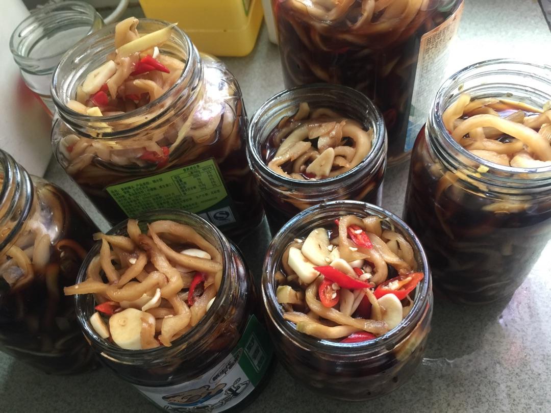 木瓜丝的做法_【图解】木瓜丝怎么做如何做好吃