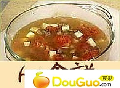 牛肉豆腐汤的做法