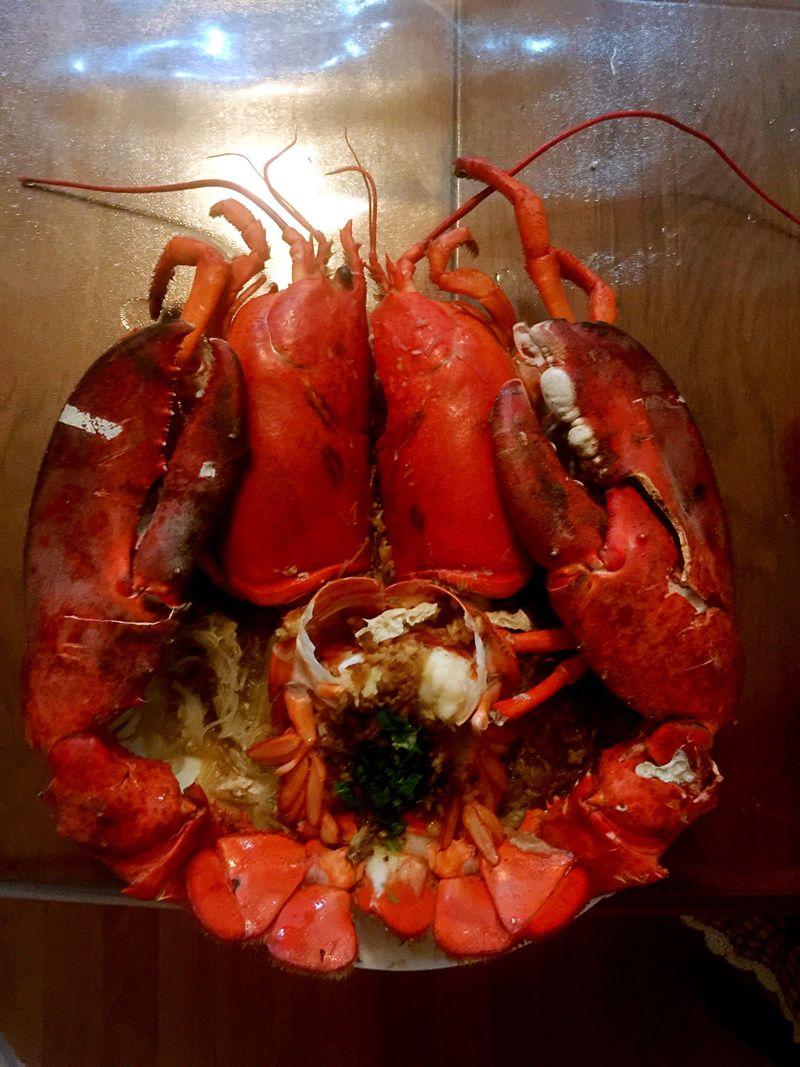 蒜蓉粉丝龙虾的做法步骤
