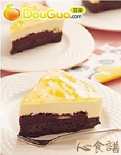 蔓达铃慕斯蛋糕的做法