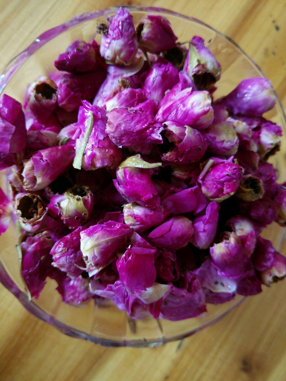 玫瑰花酱的做法图解1