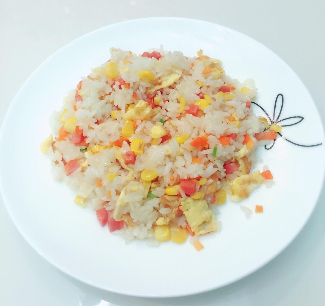 特色蛋炒饭的做法图解6