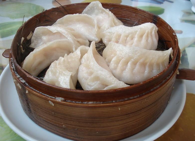 蒸饺子的做法_【图解】蒸饺子怎么做如何做好吃_蒸_雅