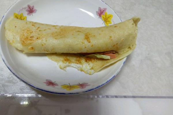 鸡蛋灌饼的做法_【图解】鸡蛋灌饼怎么做如何做好吃