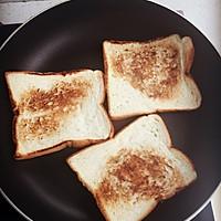 快速简易版好吃的三明治(培根 火腿)的做法图解1