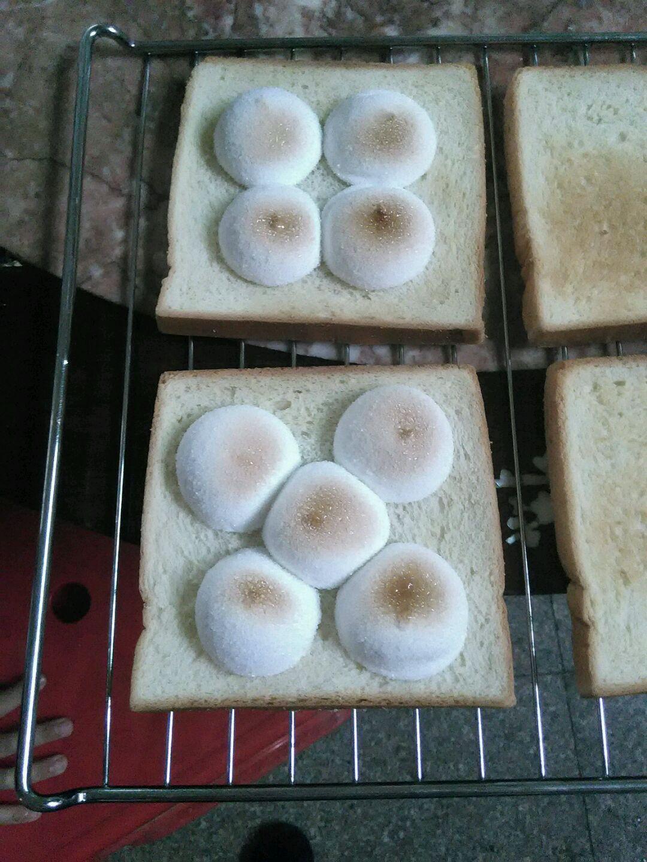 棉花糖面包的做法图解1