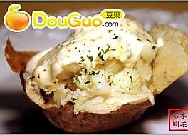 美国烤土豆的美味食法的做法