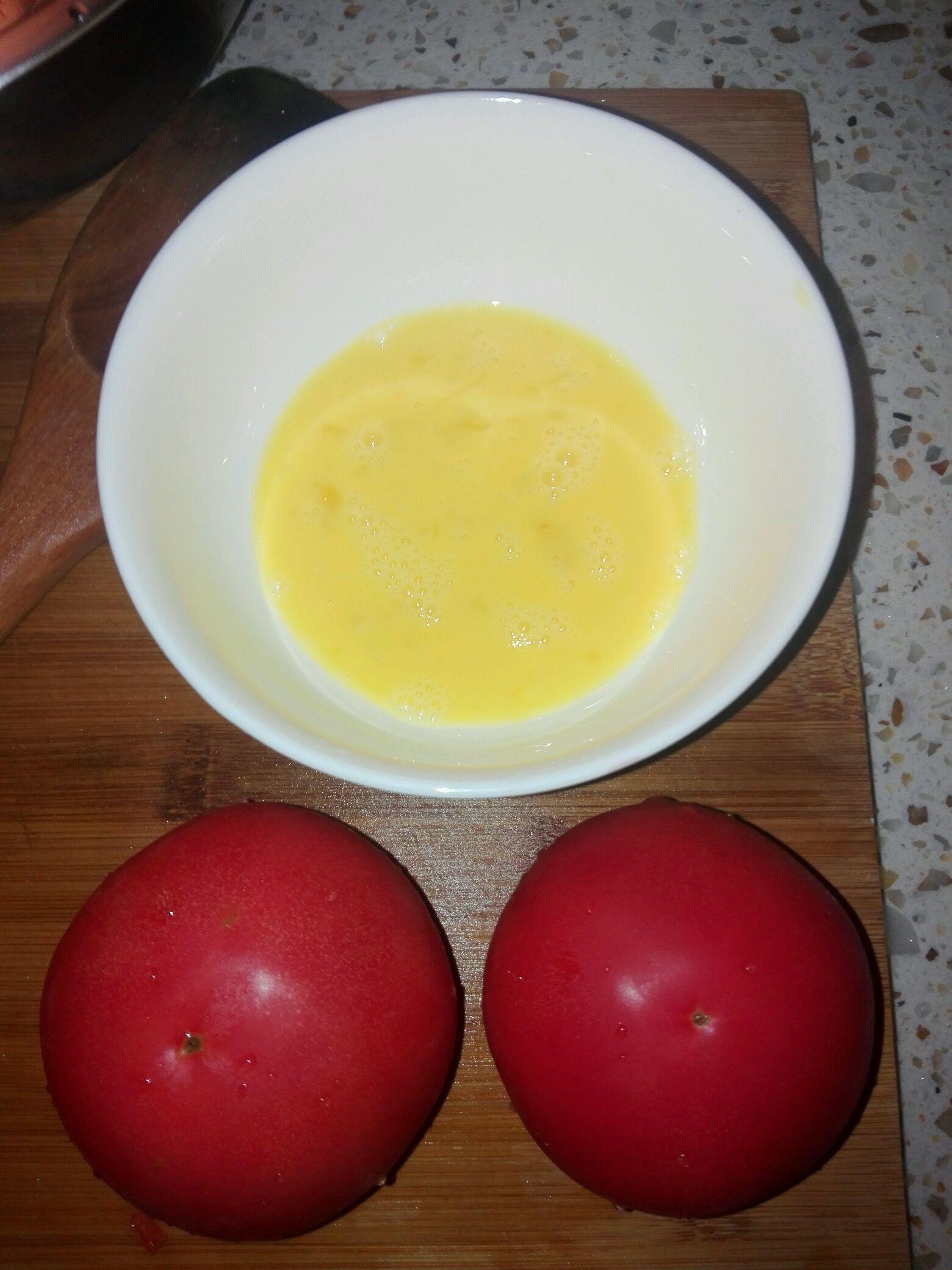 西红柿鸡蛋汤的做法步骤