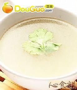 牛骨高汤的做法