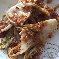 自制辣白菜的做法