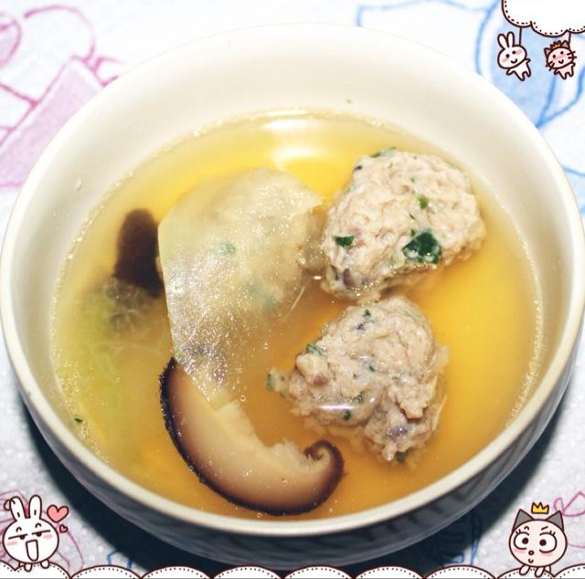 冬瓜丸子汤的做法_【图解】冬瓜丸子汤怎么做如何做