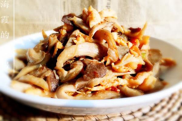 鸡丝蘑菇的做法_【图解】鸡丝蘑菇怎么做如何做好吃