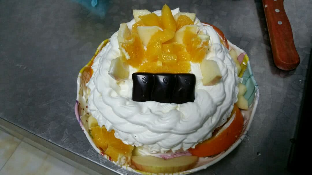 六寸蛋糕的做法