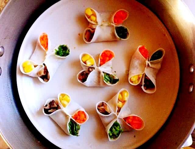 四喜素饺子的做法_【图解】四喜素饺子怎么做如何做