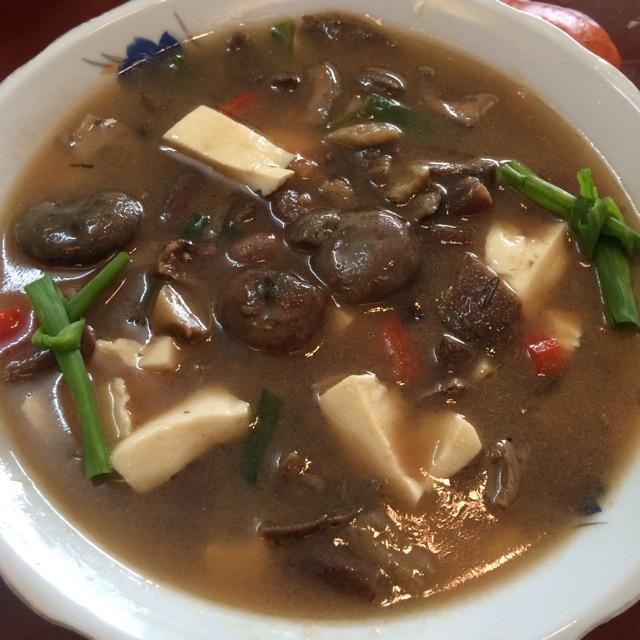 松菇炖做法的豆腐豆腐菜谱大全v做法图片