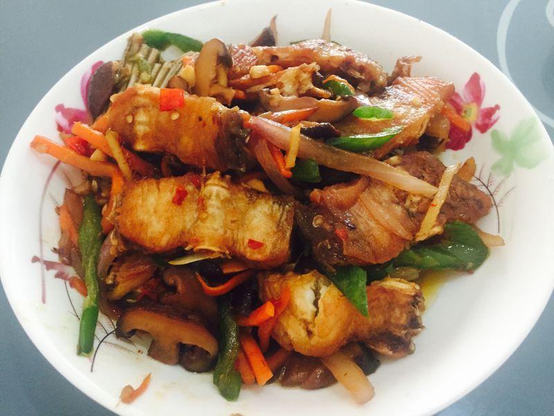红烧鱼块的做法_【图解】红烧鱼块怎么做如何做好吃