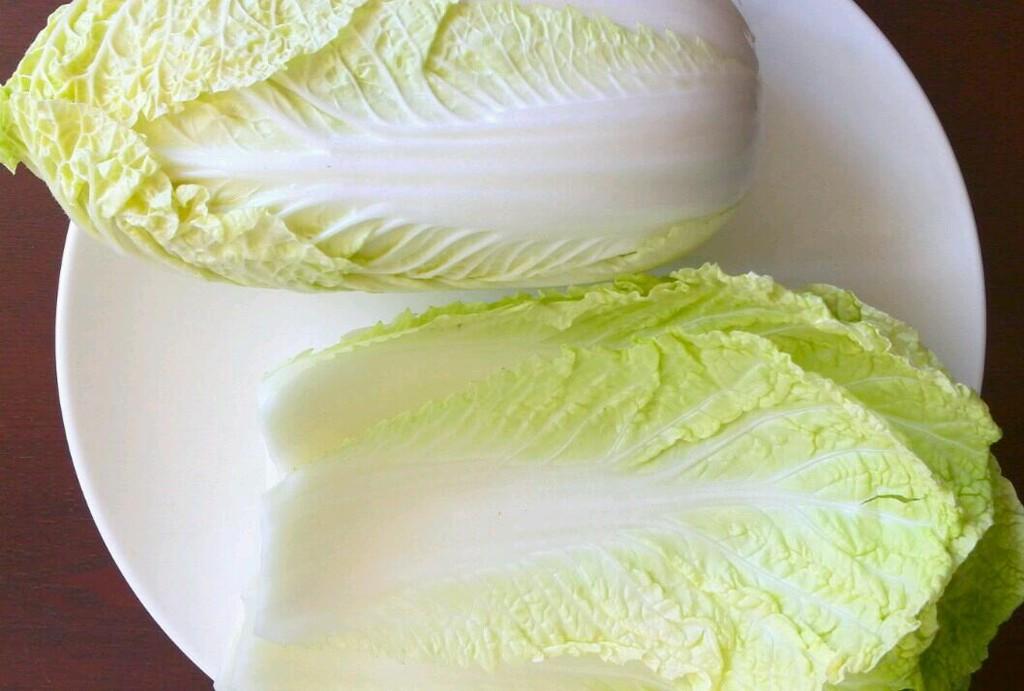 泡椒白菜卷的做法步骤