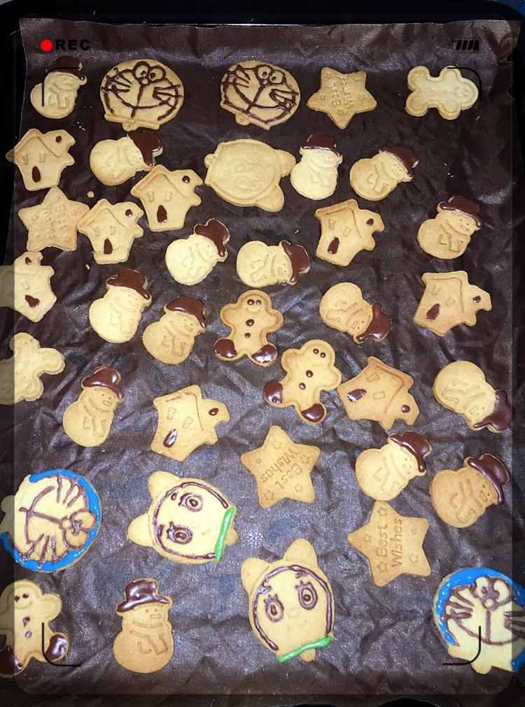 爱上易小焙——从温馨可爱的蛋白糖霜饼干开始