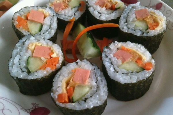 美味寿司(自制寿司醋)的做法步骤