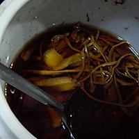 菜谱花西洋参炖虫草汤教程瘦肉的丰胸又减肥食谱图片