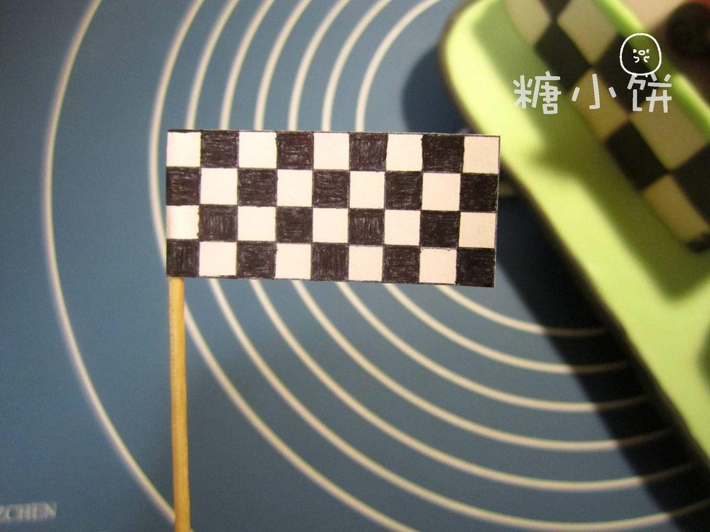 纸叠赛车叠法大全步骤