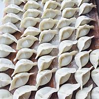 家常芹菜肉水饺的做法图解5