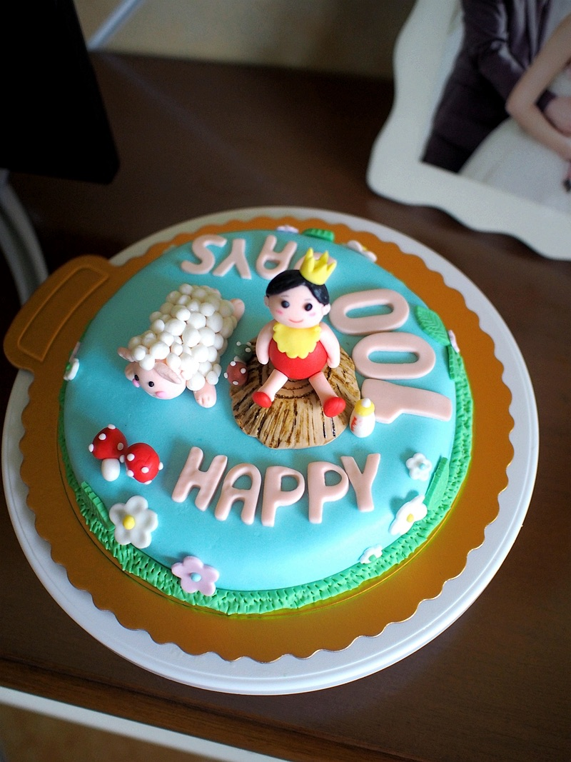 幼儿园区域蛋糕坊材料投放图片