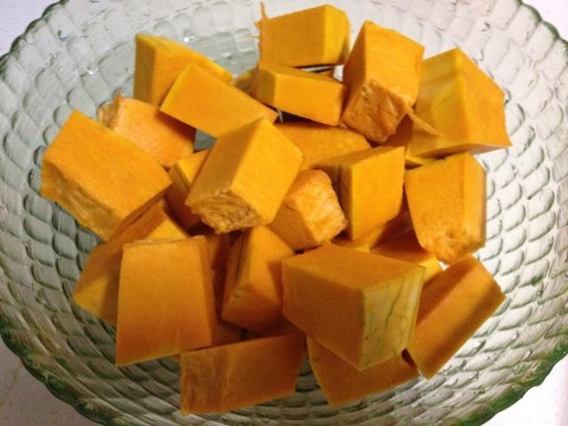南瓜浓汤的做法_【图解】南瓜浓汤怎么做如何做好吃