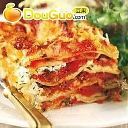 意大利香肠千层面的做法