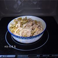 v榨菜榨菜螃蟹#二天微波炉菜谱#的做法_【图解肉丝第美的还能吃吗图片