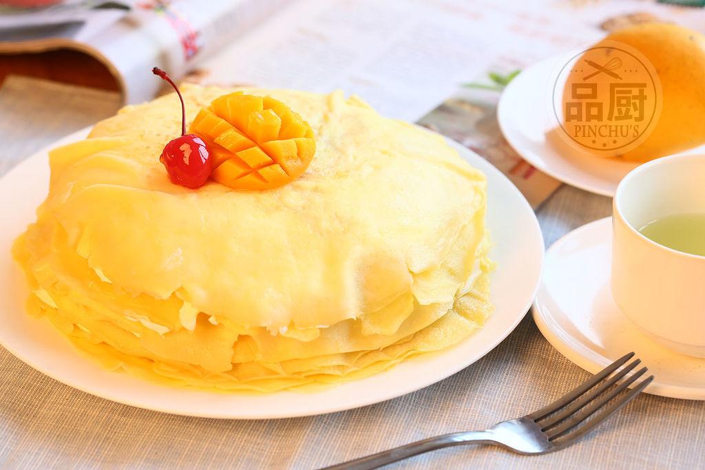 千层蛋糕,相比于传统蛋糕,口感清新独特,深受广大年轻人的喜爱。奶油、奶酪、芒果的搭配堪称天衣无缝!这是一款无需烤箱就能制作的糕点,做法简单,烘焙新手也可以尝试哦。但要做出美观的千层蛋糕,一定要注意火候的控制,以及巧用模具叠加出漂亮的造型。