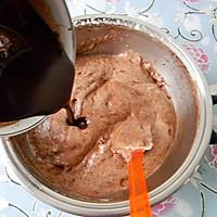 浓情巧克力蛋糕#haollee烘焙课堂#的做法图解8