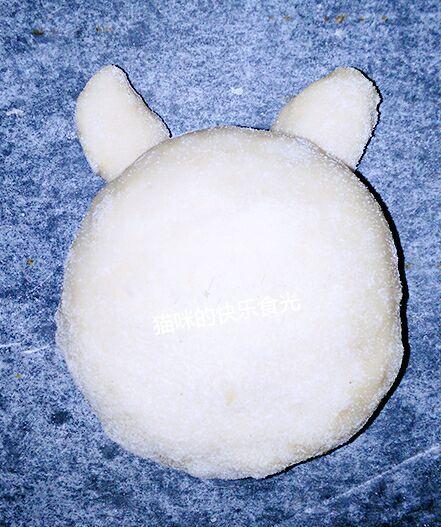 小动物面包