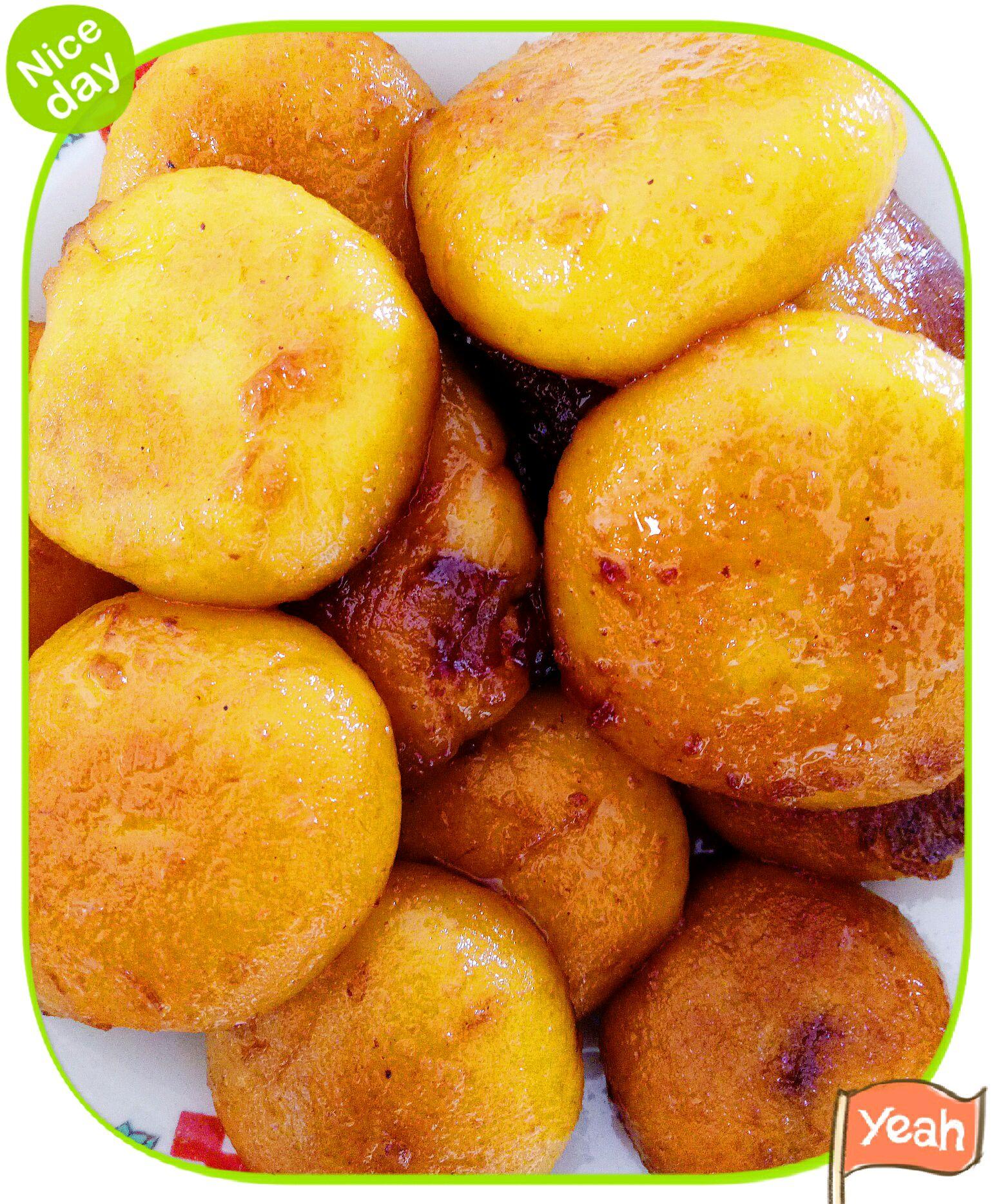 红豆馅南瓜饼的做法_【图解】红豆馅南瓜饼怎么做如何