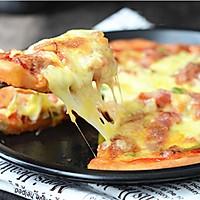 墨西哥美的#披萨章鱼蛋糕#-好木瓜滋味店-微头烤箱菜谱鲫鱼汤图片