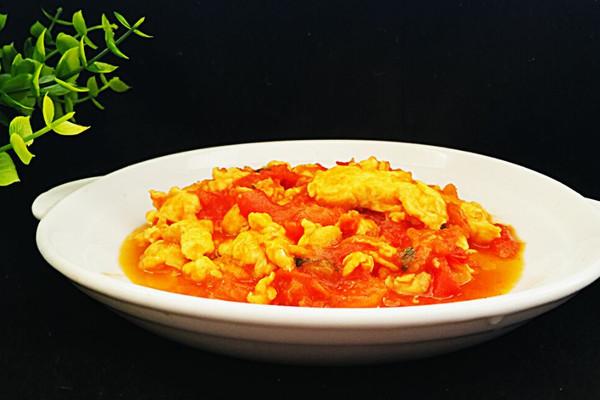 超下饭的番茄炒蛋的做法_【图解】超下饭的番