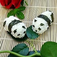 宝宝食谱   萌萌哒熊猫的做法图解7