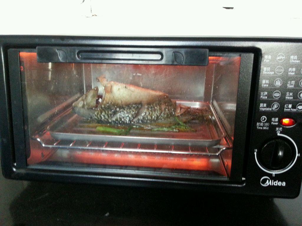 烤鱼(烤箱版)的做法步骤