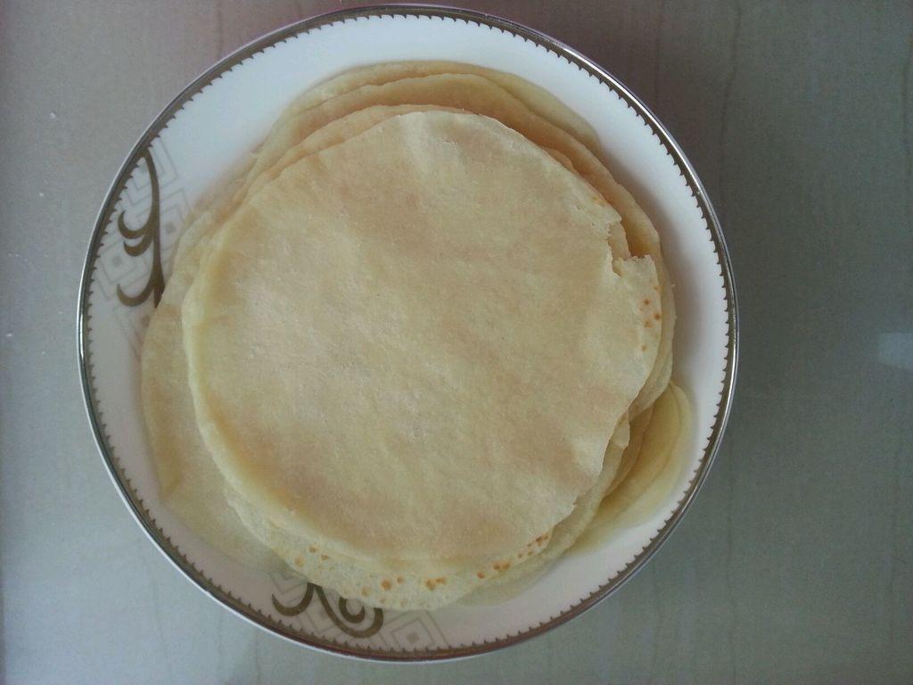 春饼的做法_【图解】春饼怎么做如何做好吃_春饼家常
