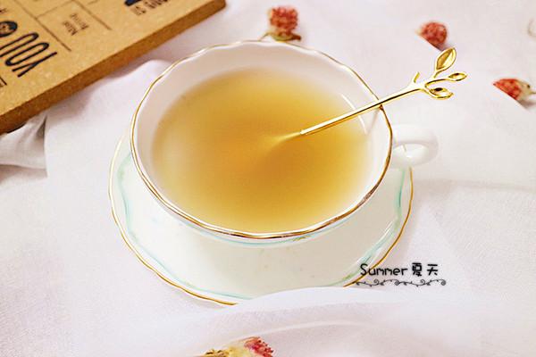 苹果养颜花茶