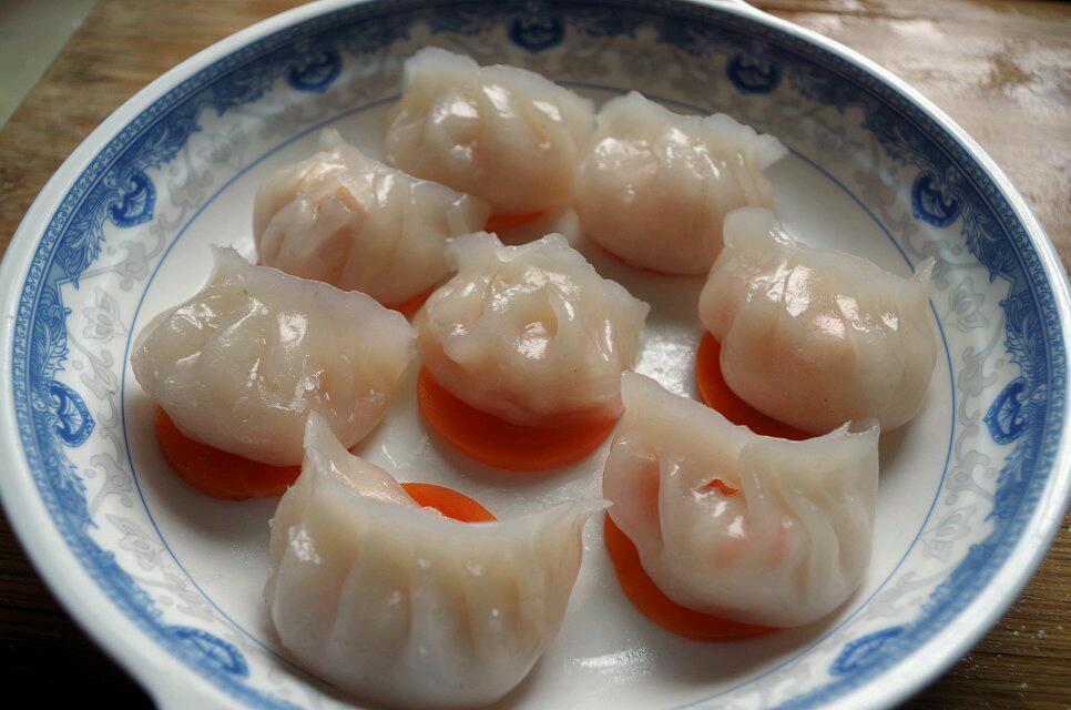 虾饺的做法图解8