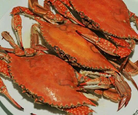 酒煮螃蟹的做法图解1