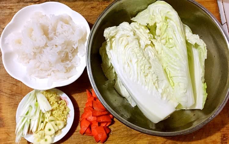 乱炖大白菜的做法步骤