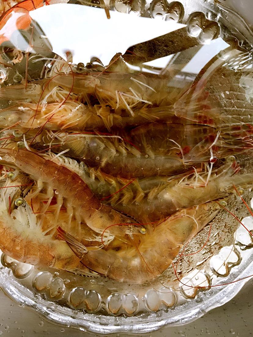 美极元宝虾的做法图解1