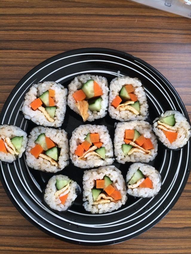 正宗日本寿司做法的做法步骤