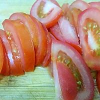西红柿鸡蛋面片(早餐)的做法图解2