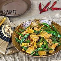小炒菜谱肉#美的微波炉做法#的猪肚_【图解】农家煮啥吃处火图片