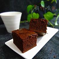 浓情巧克力蛋糕#haollee烘焙课堂#的做法图解12